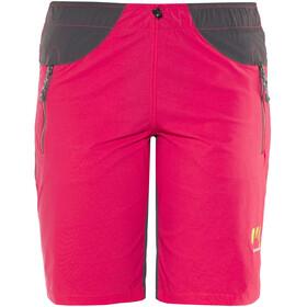 Karpos Rock - Shorts Femme - gris/rouge